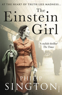 The Einstein Girl in B format paperback