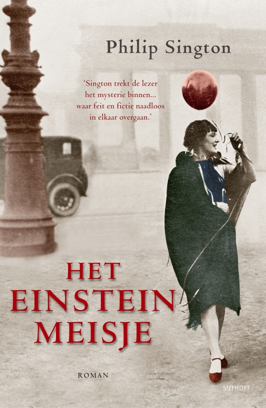 Dutch edition Einstein Girl