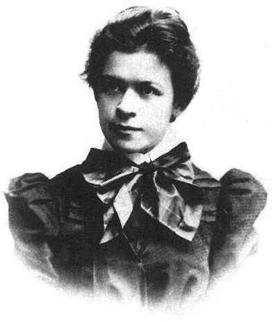 Einstein's first wife, Mileva Maric